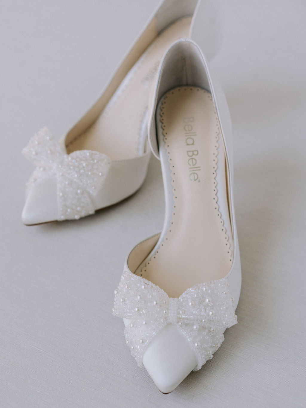 Bella Belle Dorothy wedding pump