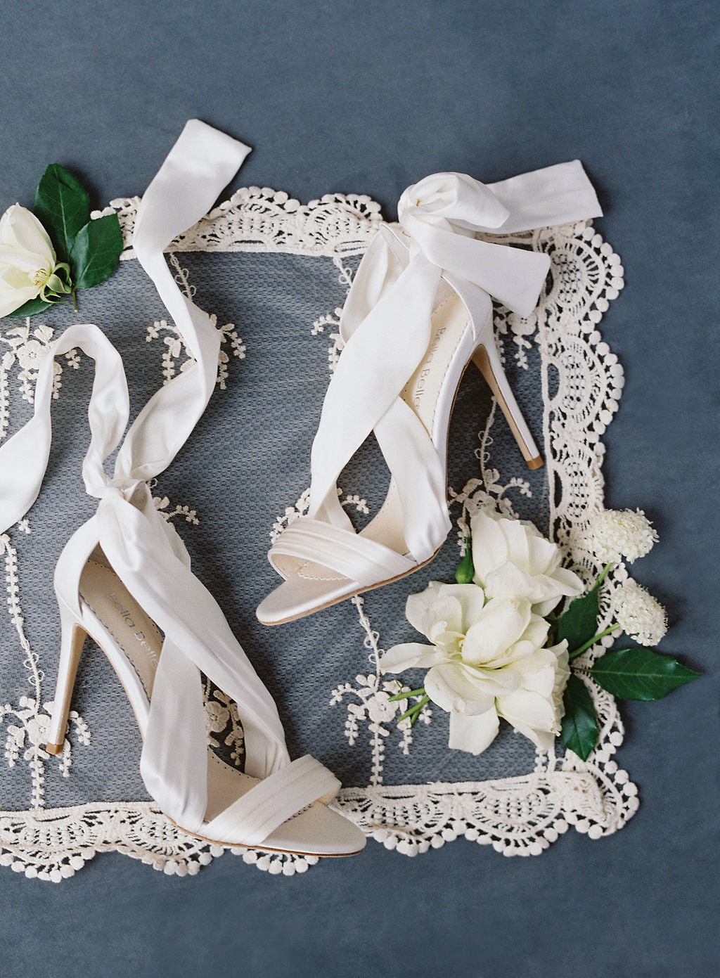 bella belle shoes kate ivory silk wedding heel