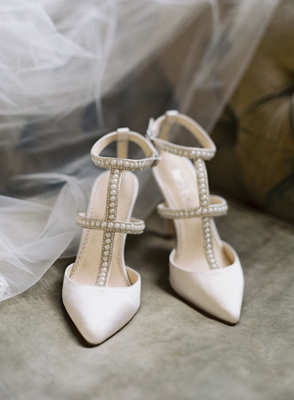 bella belle shoes carolina ivory pearl wedding shoe