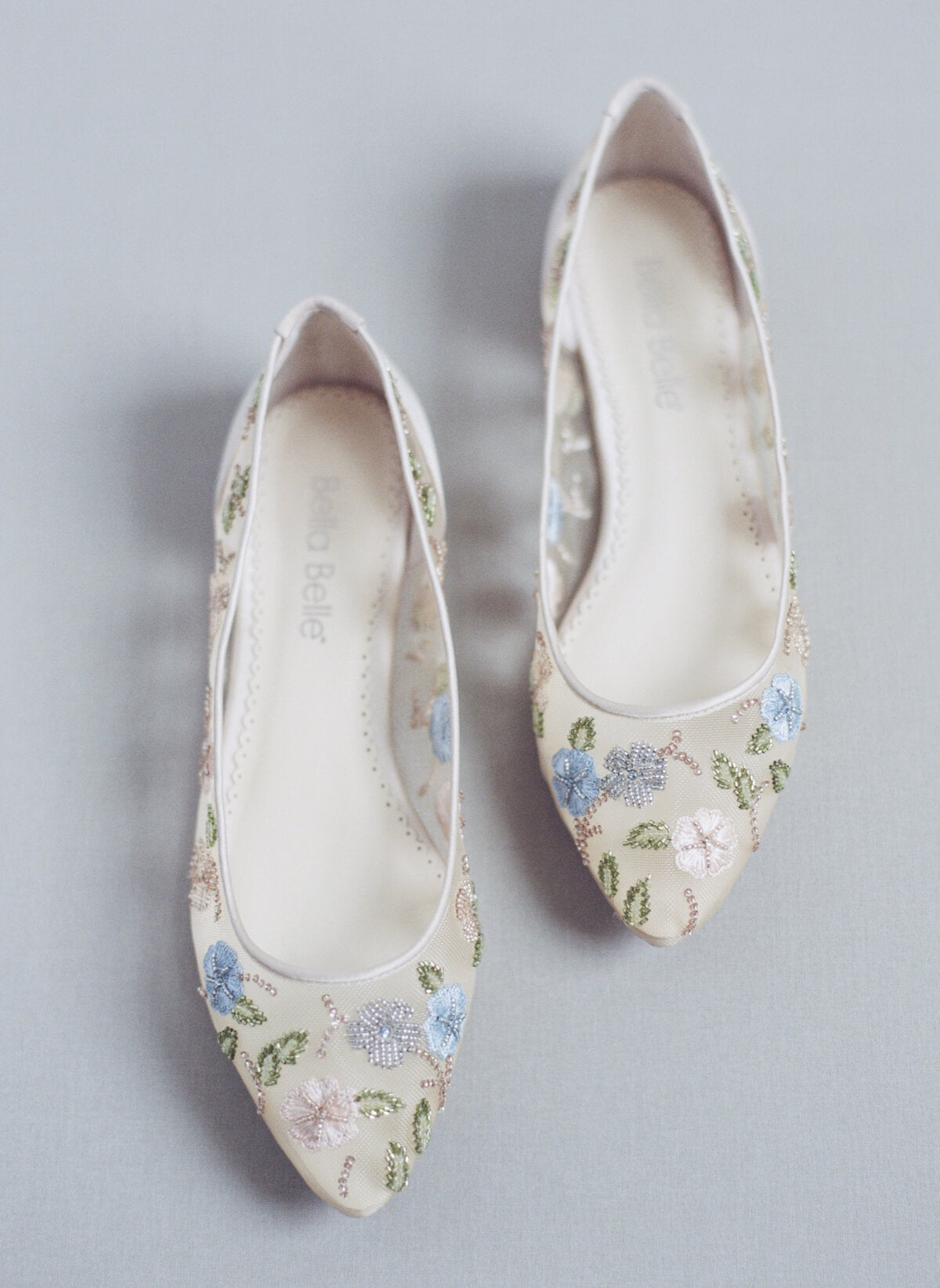 Bella Belle beach wedding shoes summer wedding flats
