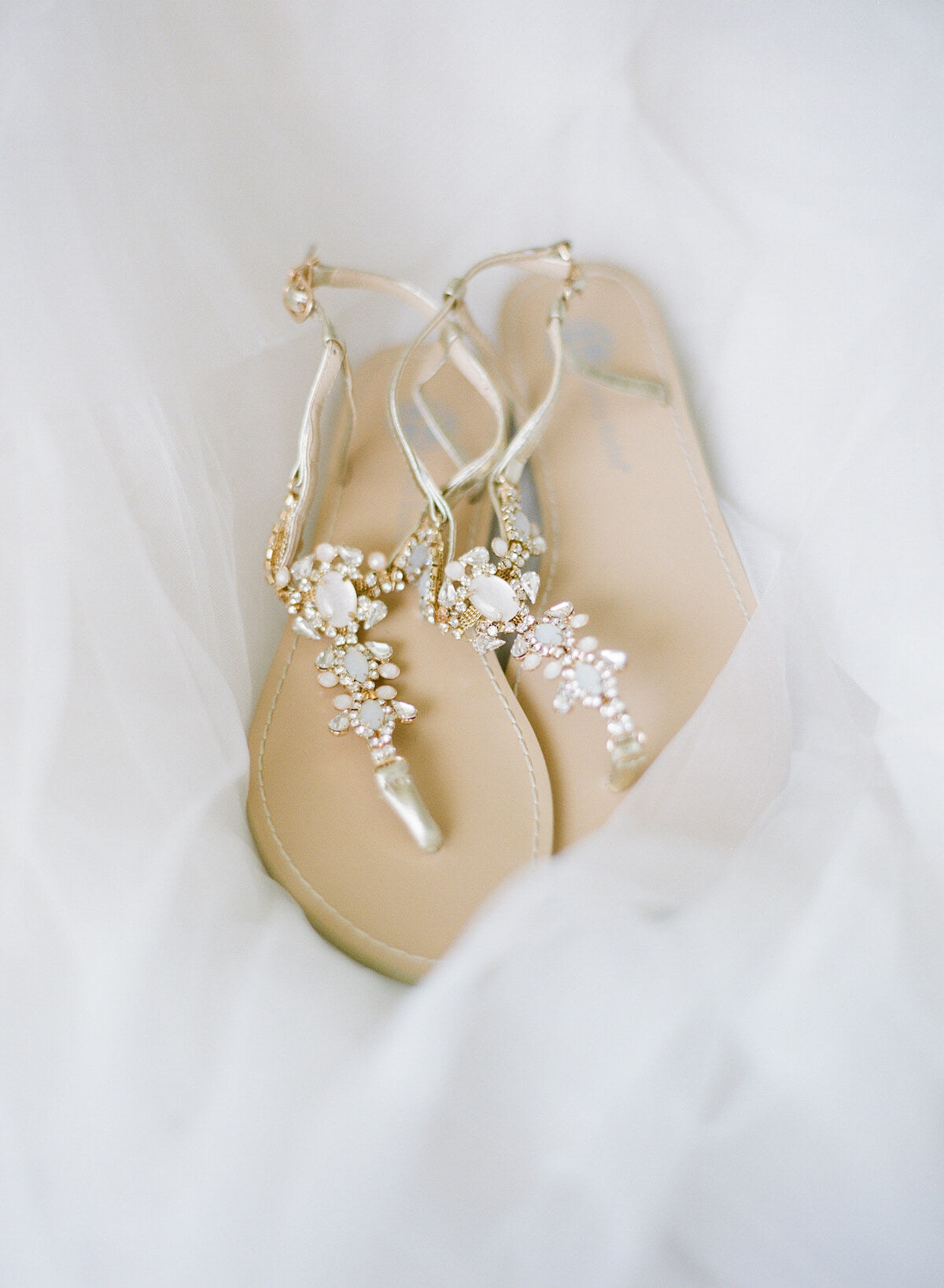 Bella Belle beach wedding shoes gold wedding sandals
