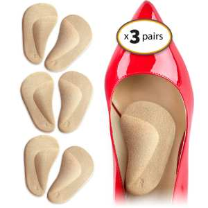 bella belle arch support inserts