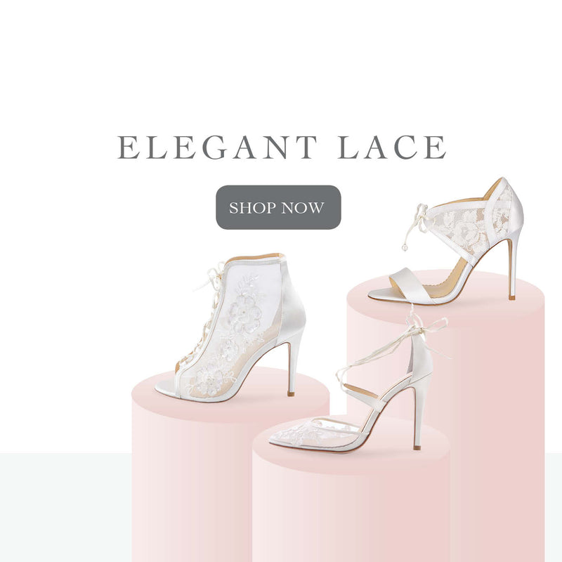 bella belle lace wedding shoes