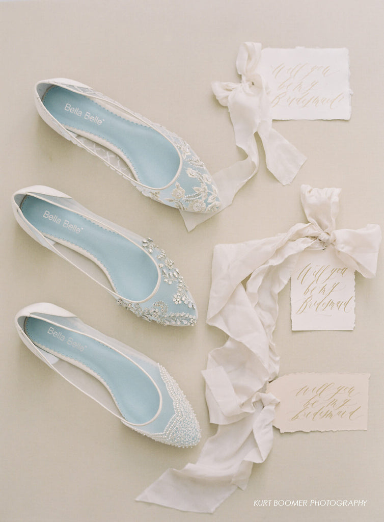 Wedding flats collection