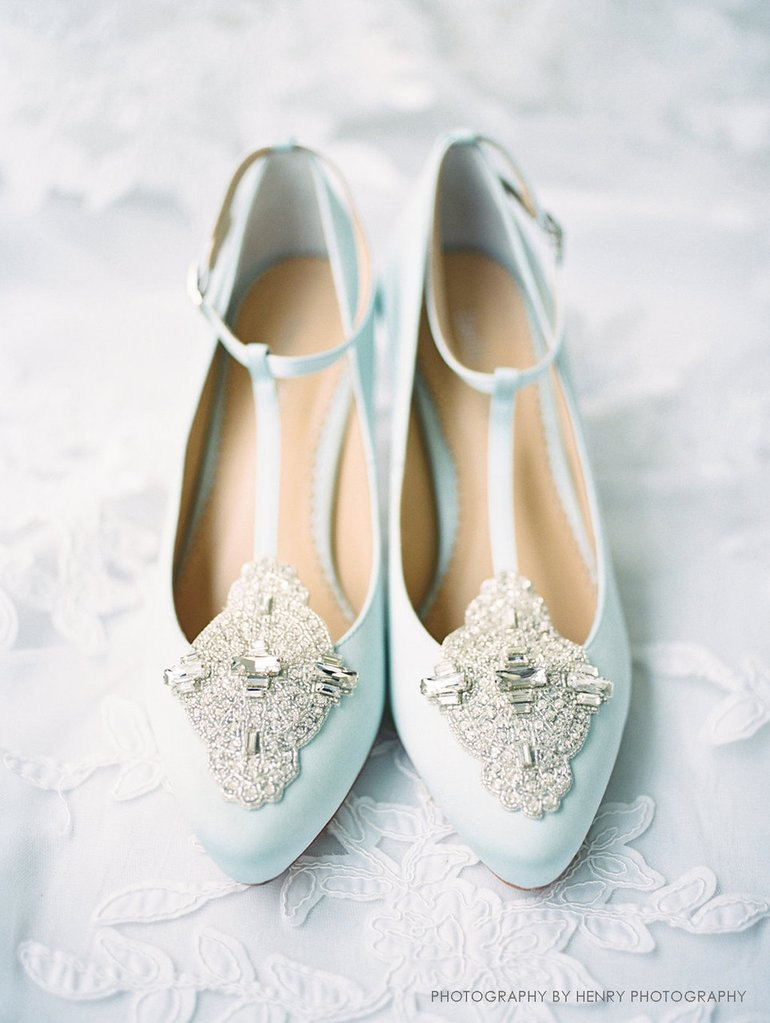 Bella Belle something blue wedding shoe, wedding heel, vintage inspired