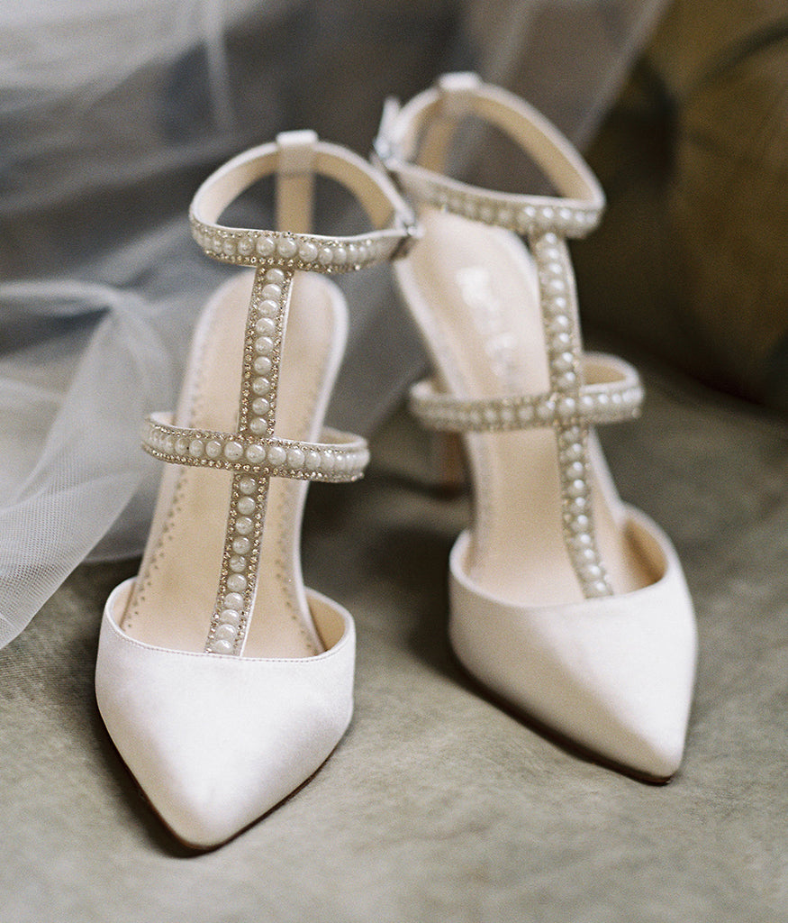 9b18d743dcd1 Bridal · Evening. Looking for comfortable and stunning wedding shoes or  evening heels