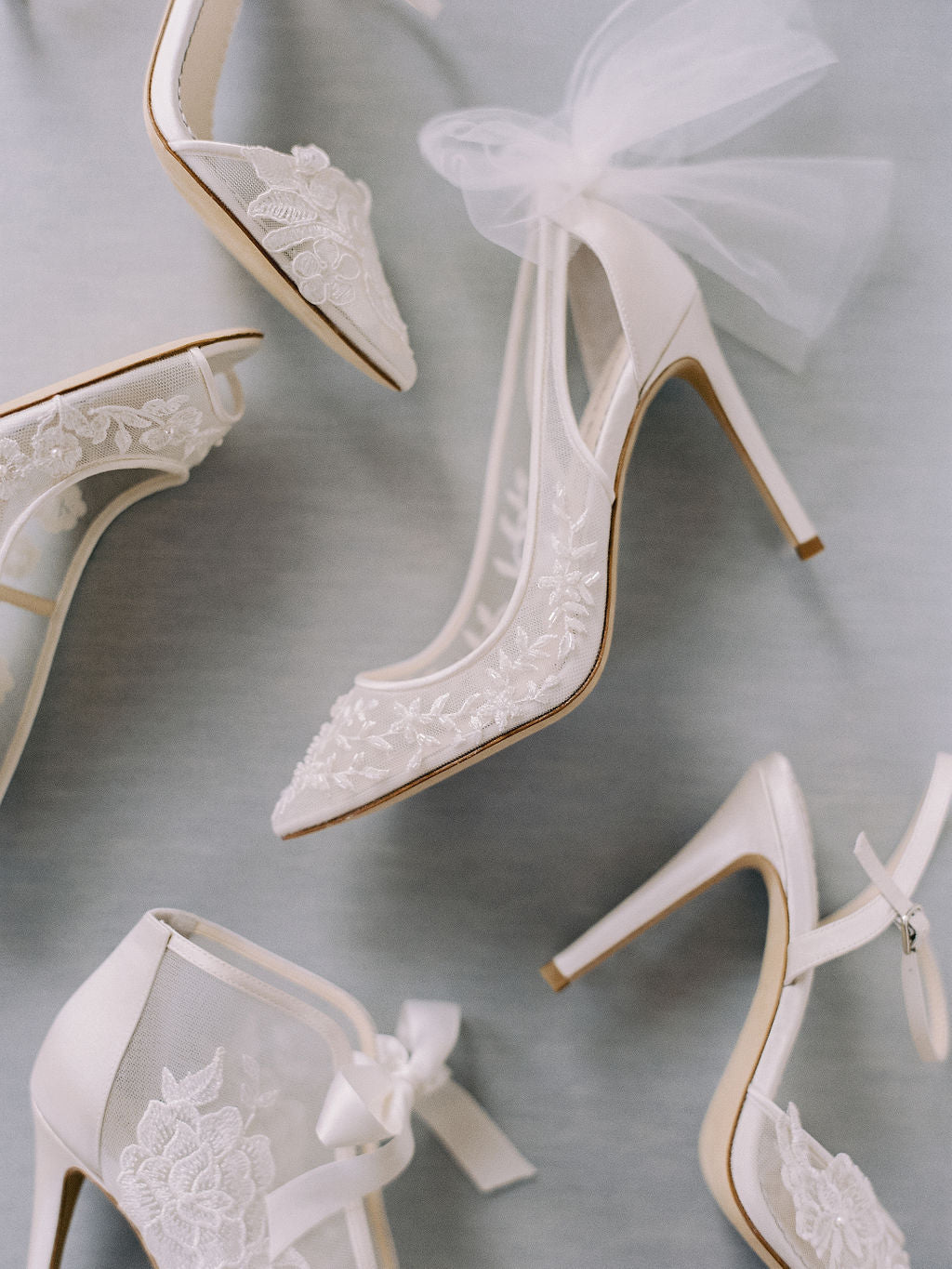 Comfortable Wedding Shoes You Can Wear for 8 hours – Bella Belle