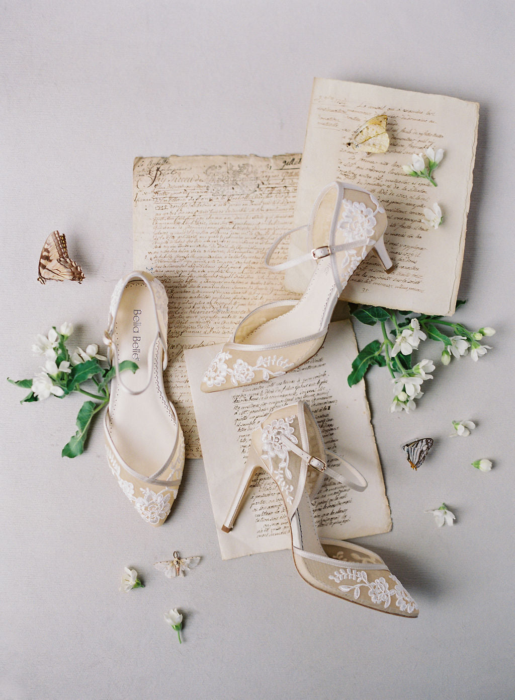 bella belle bridal shoes edelweiss wedding shoe collection