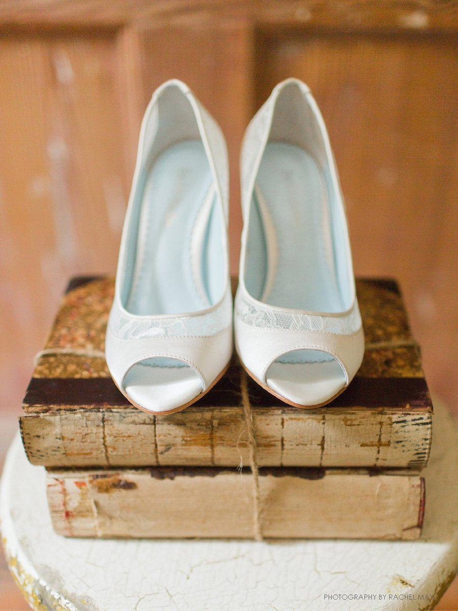 bella belle shoes miranda open toe lace wedding shoe