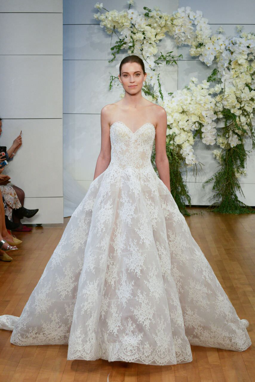 Monique Lhuillier Alexandra Wedding Dress