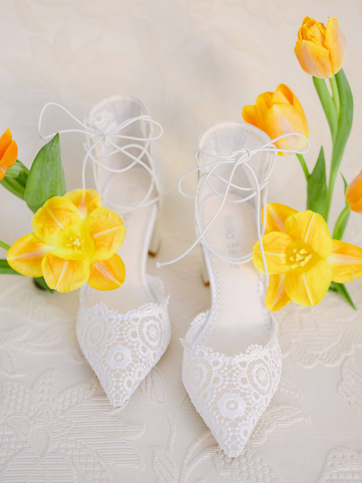 Myers Briggs ENFP wedding shoes
