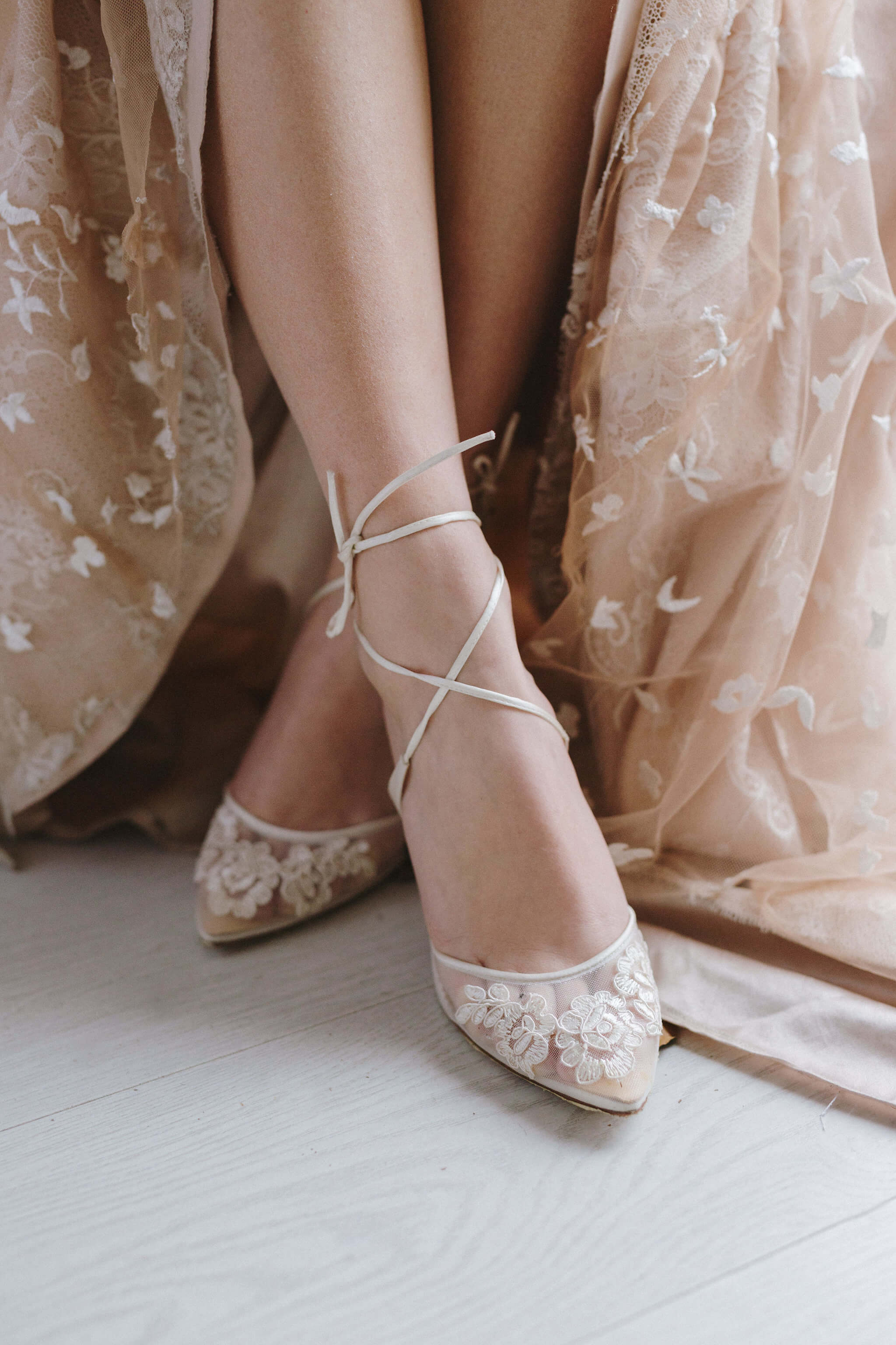 Myers Briggs INFP wedding shoes