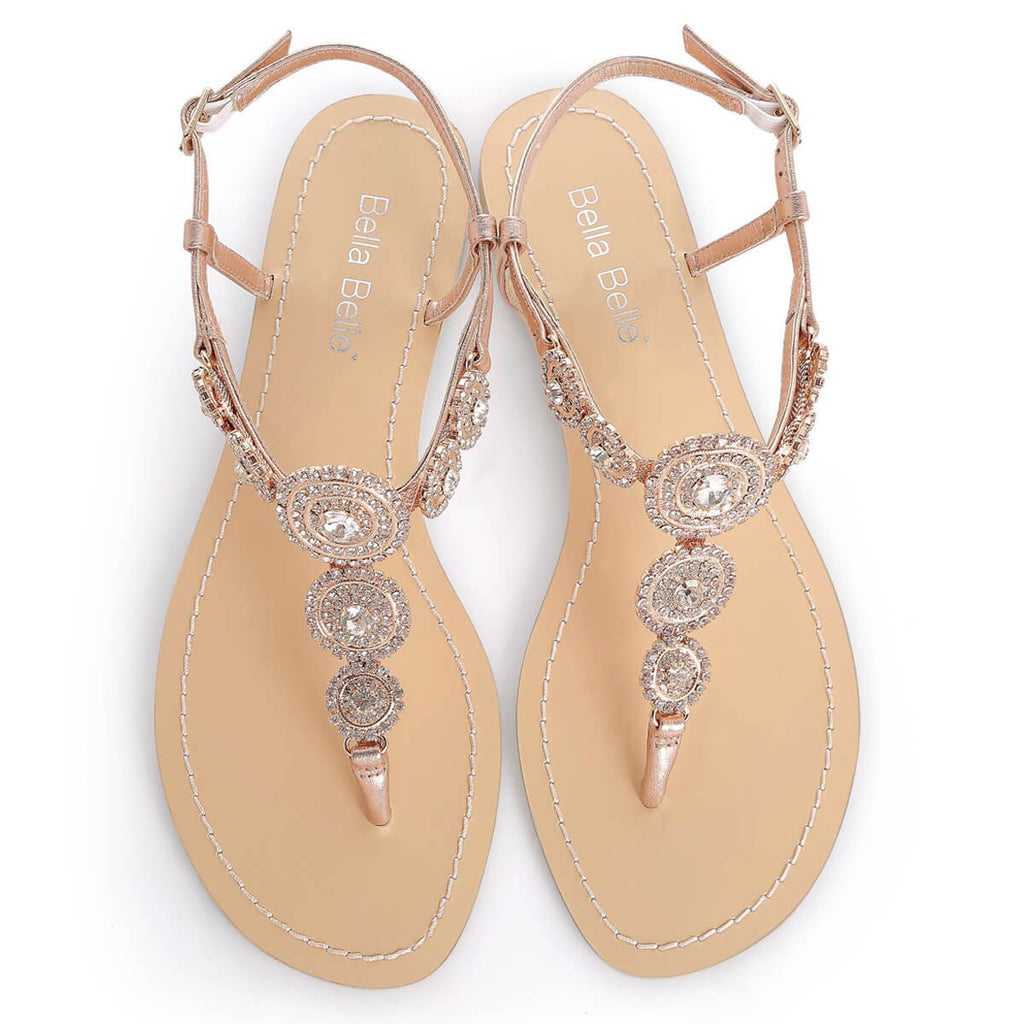 Wedding Sandal Myra by Bella Belle