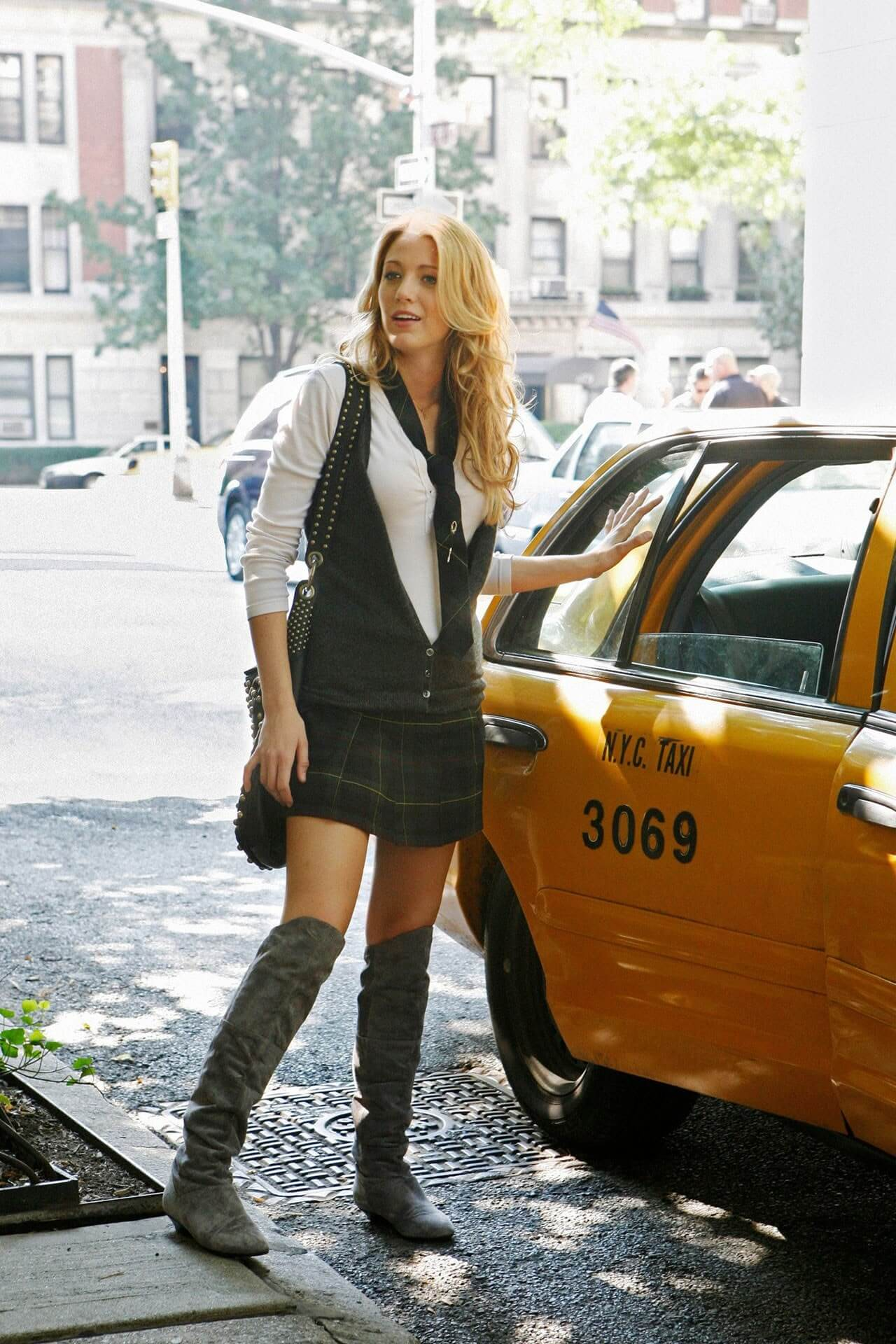 Gossip Girl Serena Fashion Looks