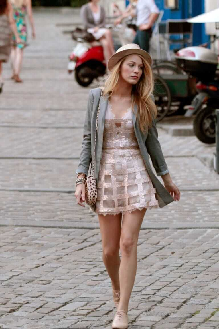 Gossip Girl Serena Fashion Looks Best