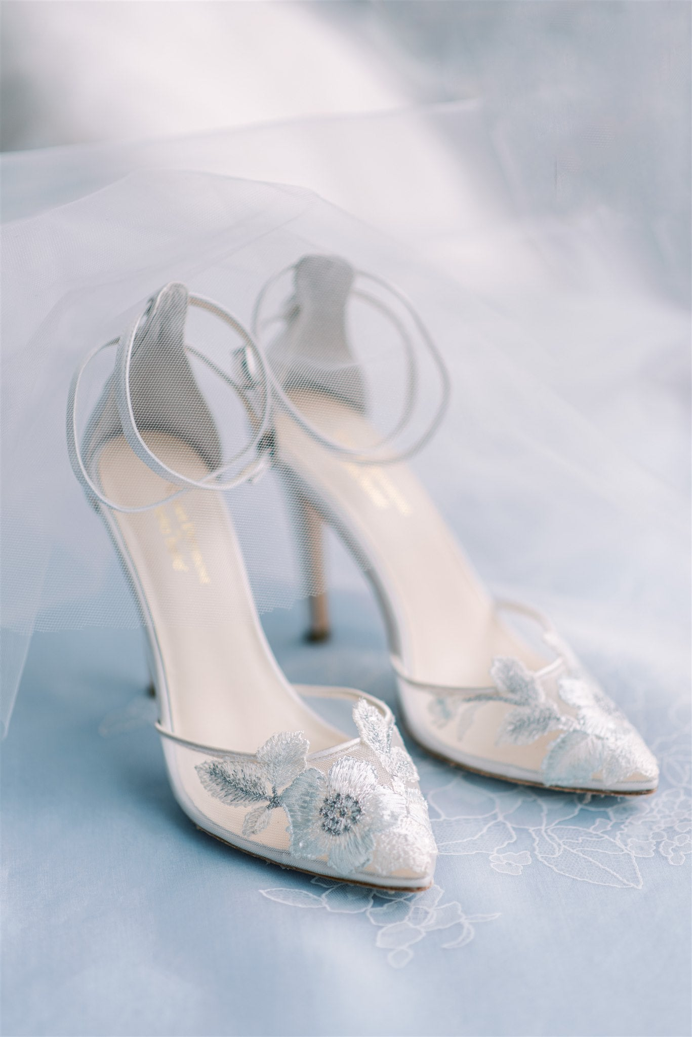Something Blue Wedding Shoes uk
