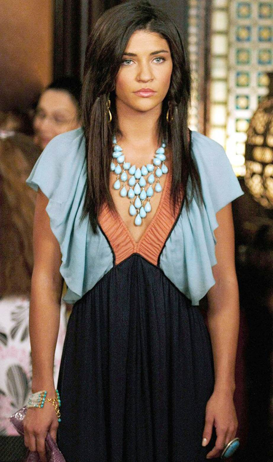 Gossip Girl Vanessa Fashion Best