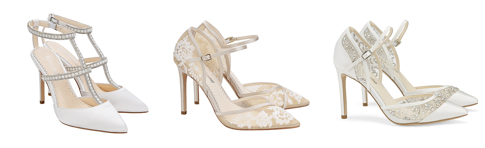 bella belle designer wedding shoes galia lahav wedding dress