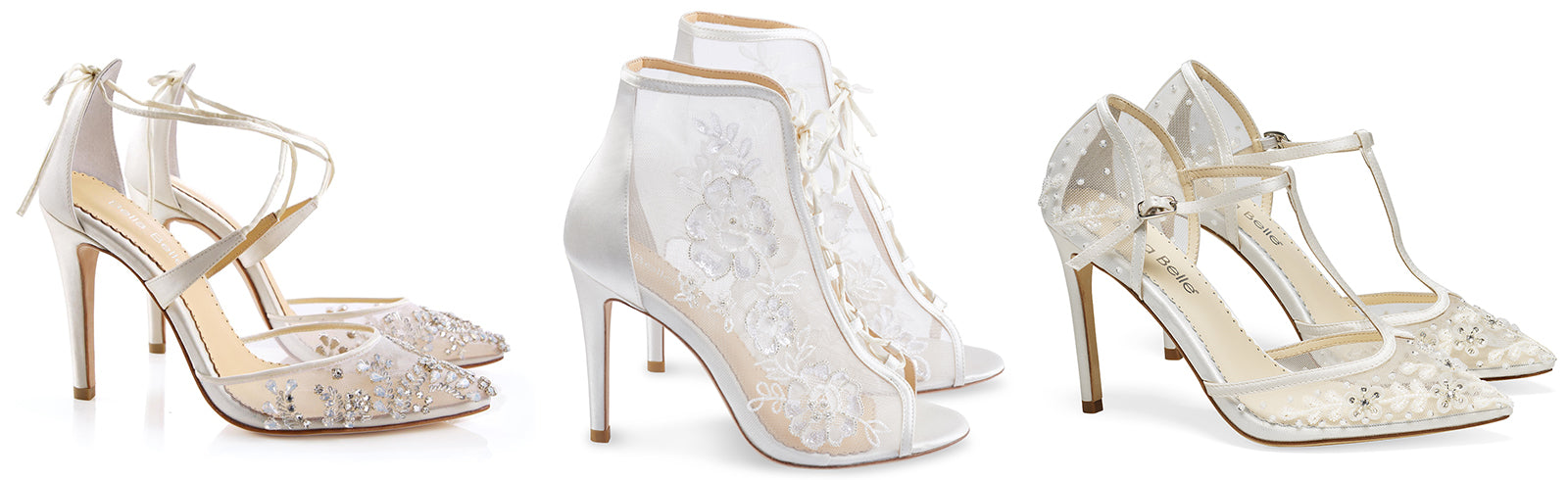 bella belle real brides pnina tornai wedding dress designer wedding shoes