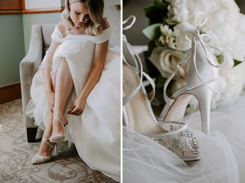 bella belle real bride reviews florence wedding shoe