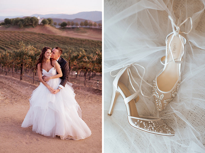 bella belle real bride reviews faith in florence wedding heel
