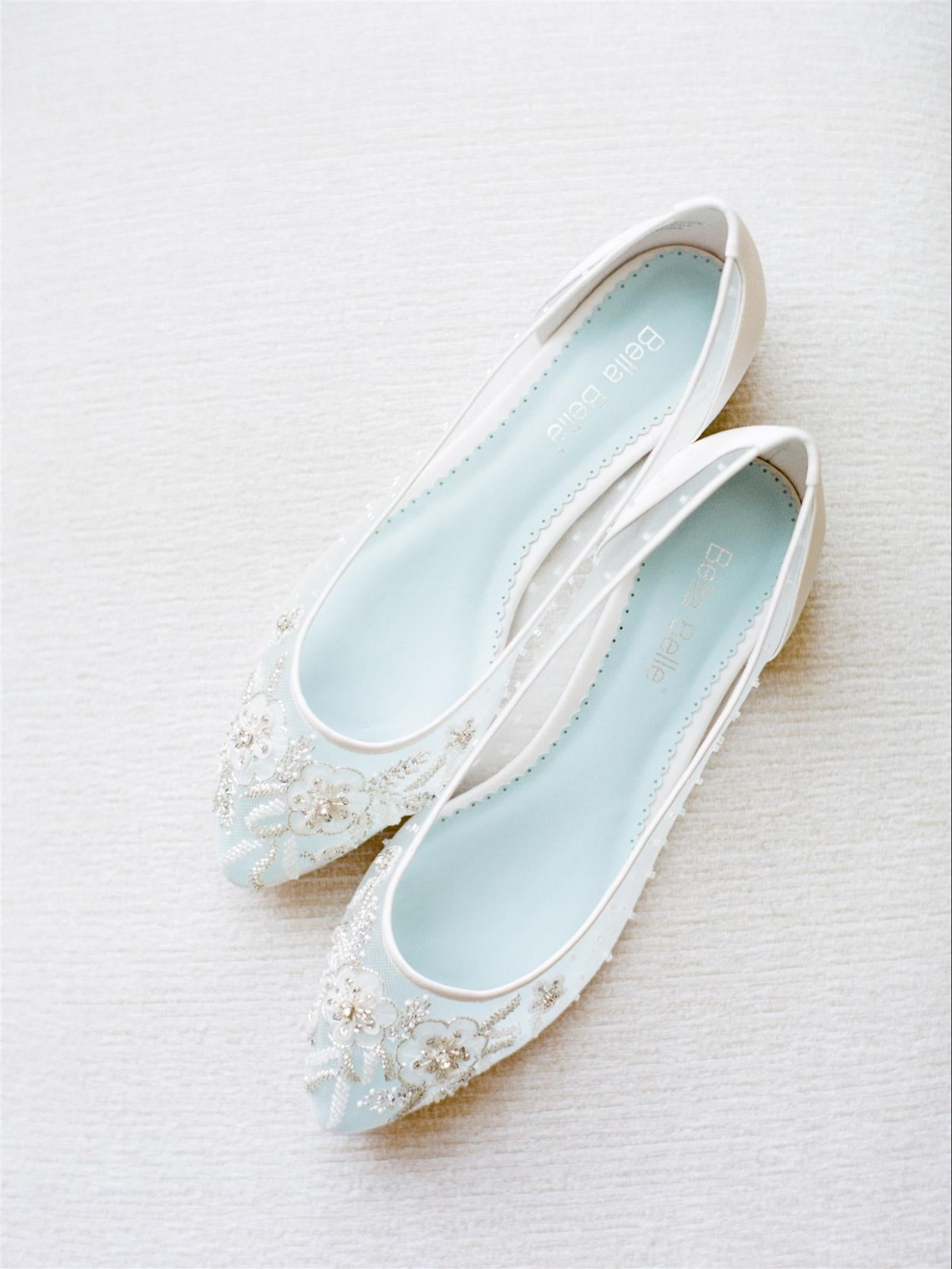 The Adora wedding shoe.