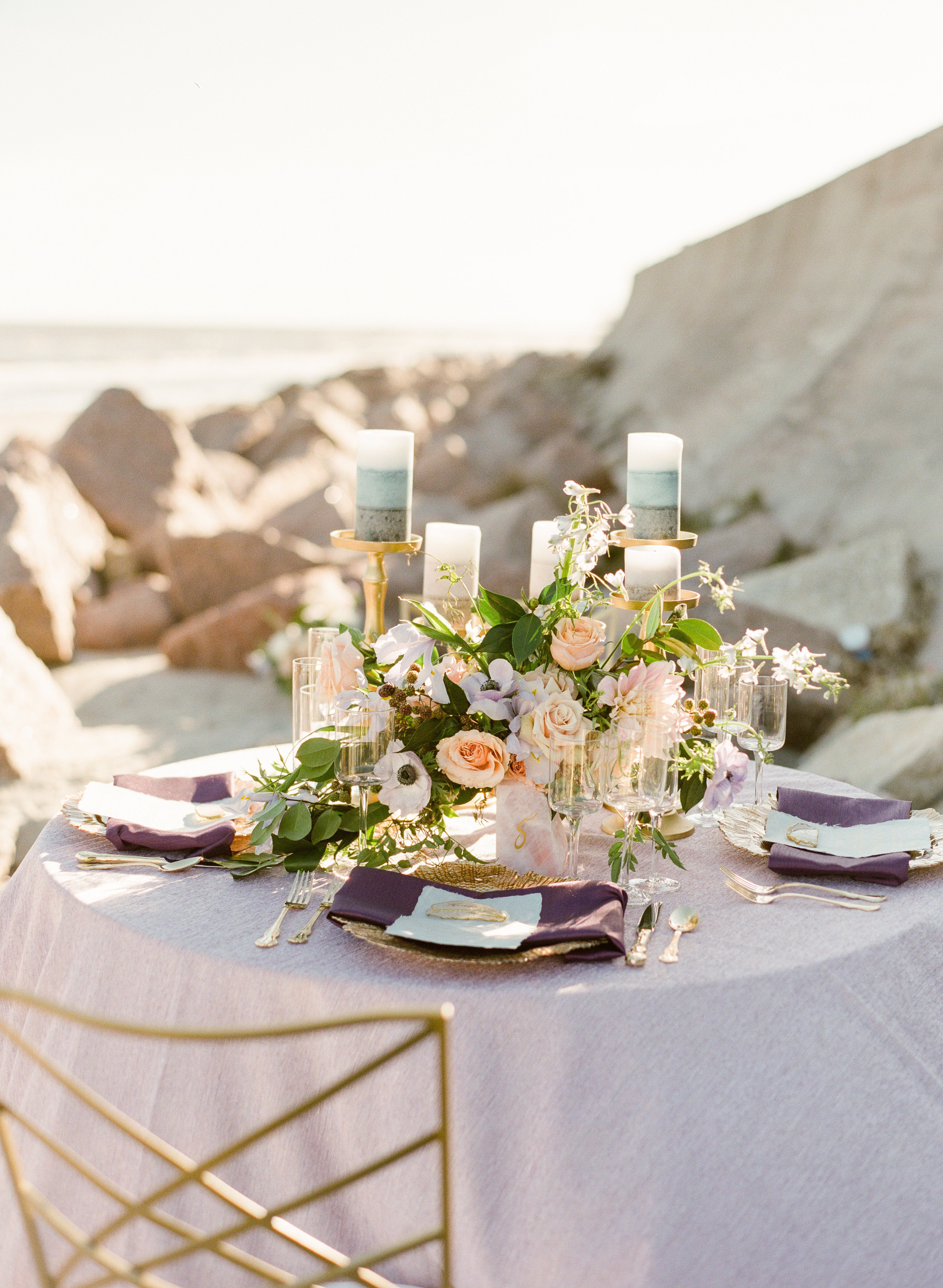 bella belle summer beach wedding inspiration