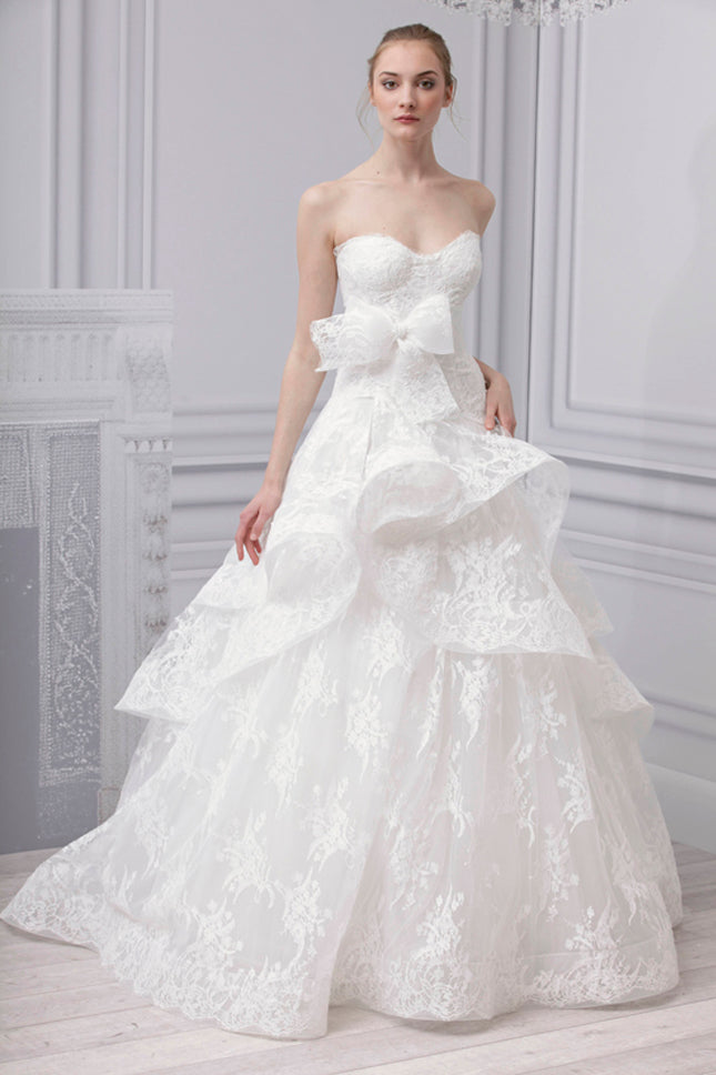 Monique Lhuillier Belle Wedding Dress