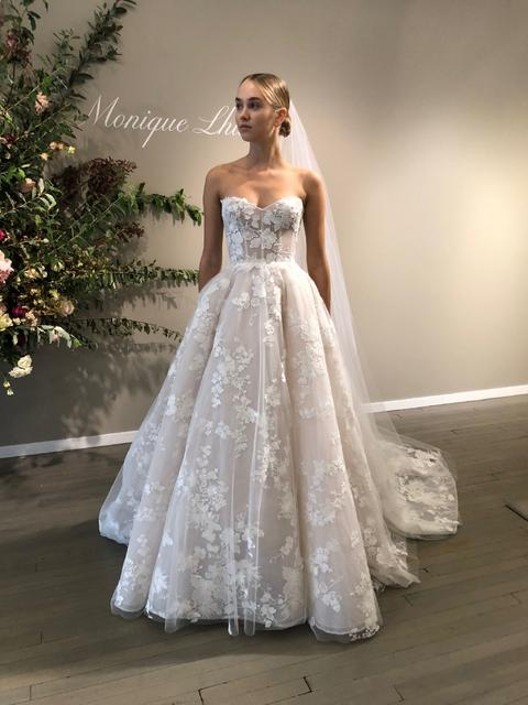 Monique Lhuillier Easton Wedding Dress