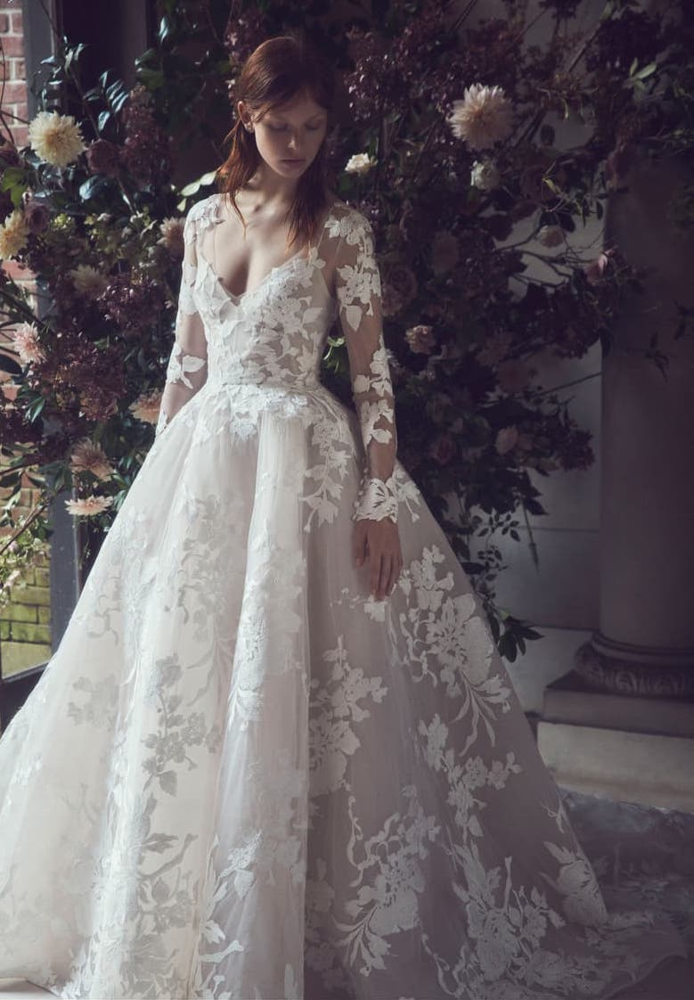 Monique Lhuillier Maeve Wedding Dress
