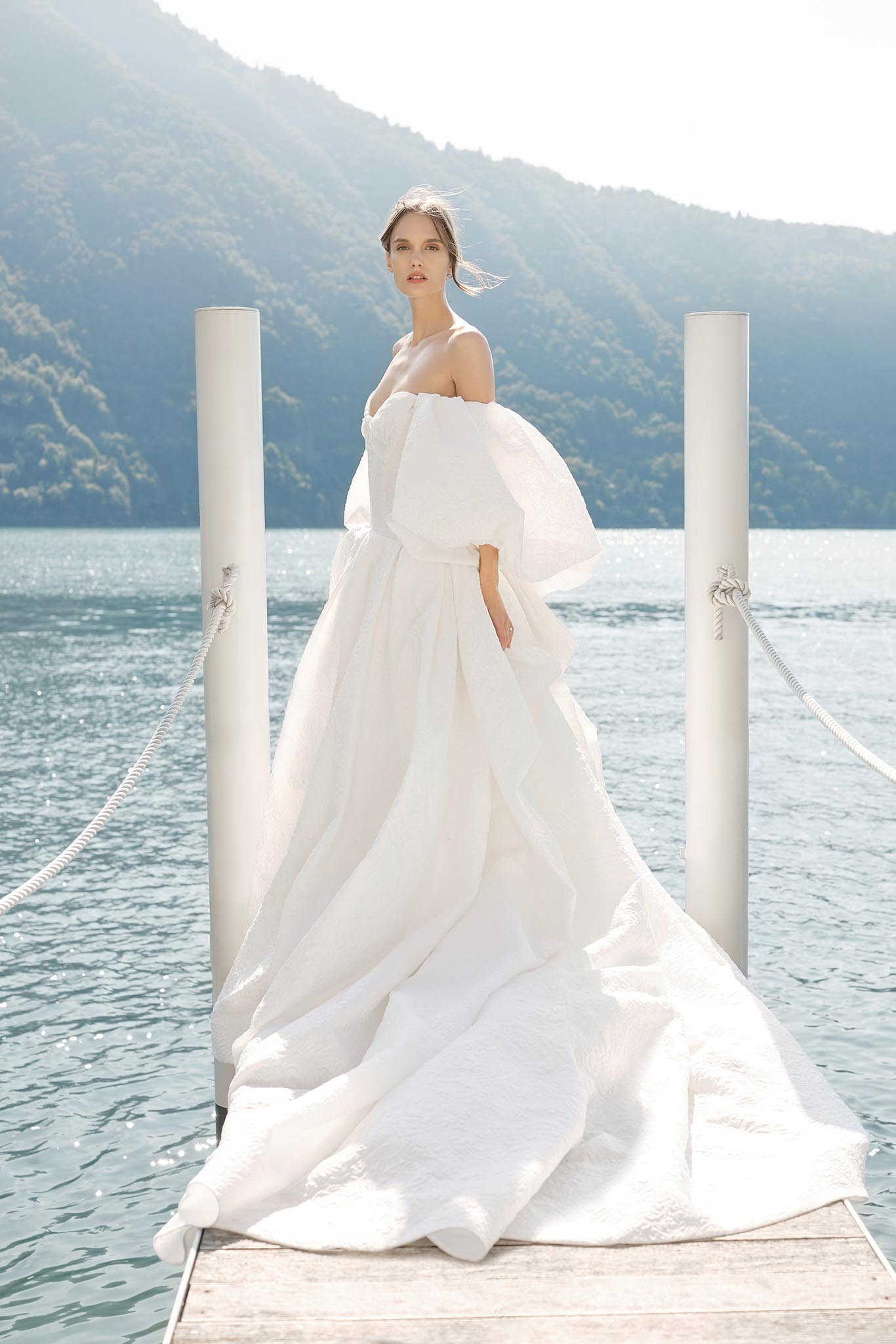 Monique Lhuillier Theodora Wedding Dress