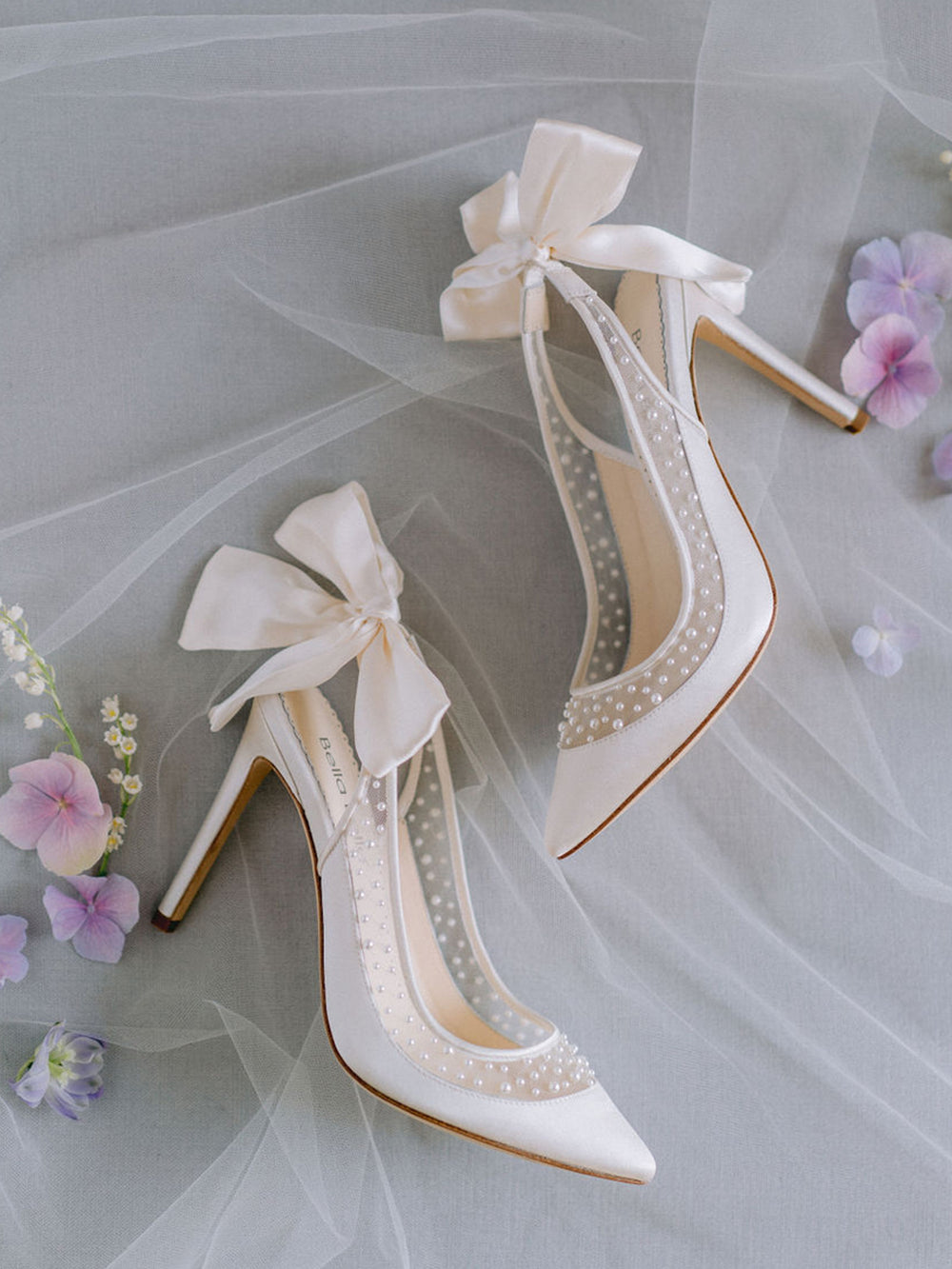 Bella Belle Shoes Romantic Handmade Wedding Shoes