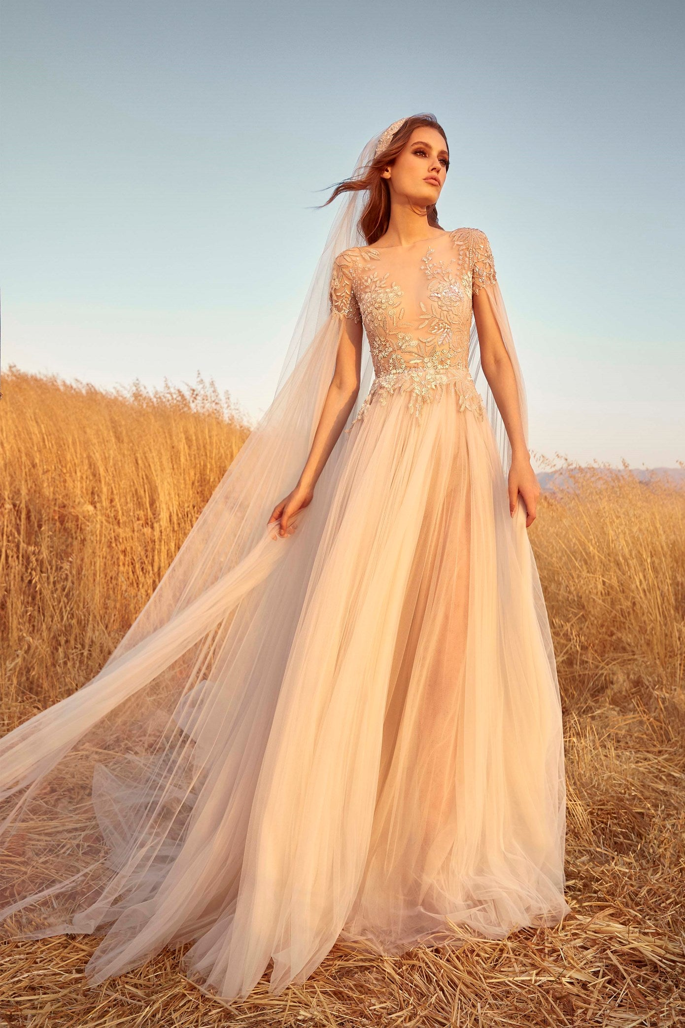 zuhair murad wedding dress designer