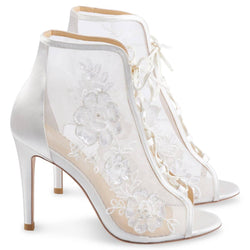 bella belle angeline victorian era lace wedding bootie