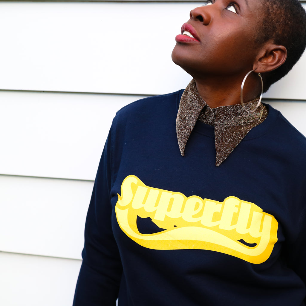 Superfly Sweatshirt Organic