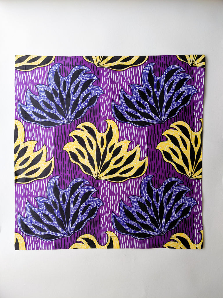 Kemi Telford Regal Purple Napkins,  Set of 4