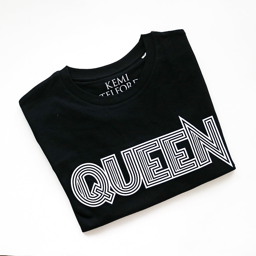 The Iconic 'QUEEN' T-shirt