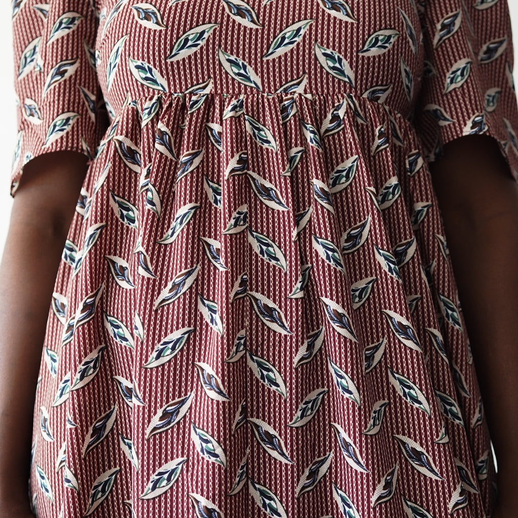 Remilekun Printed Dress