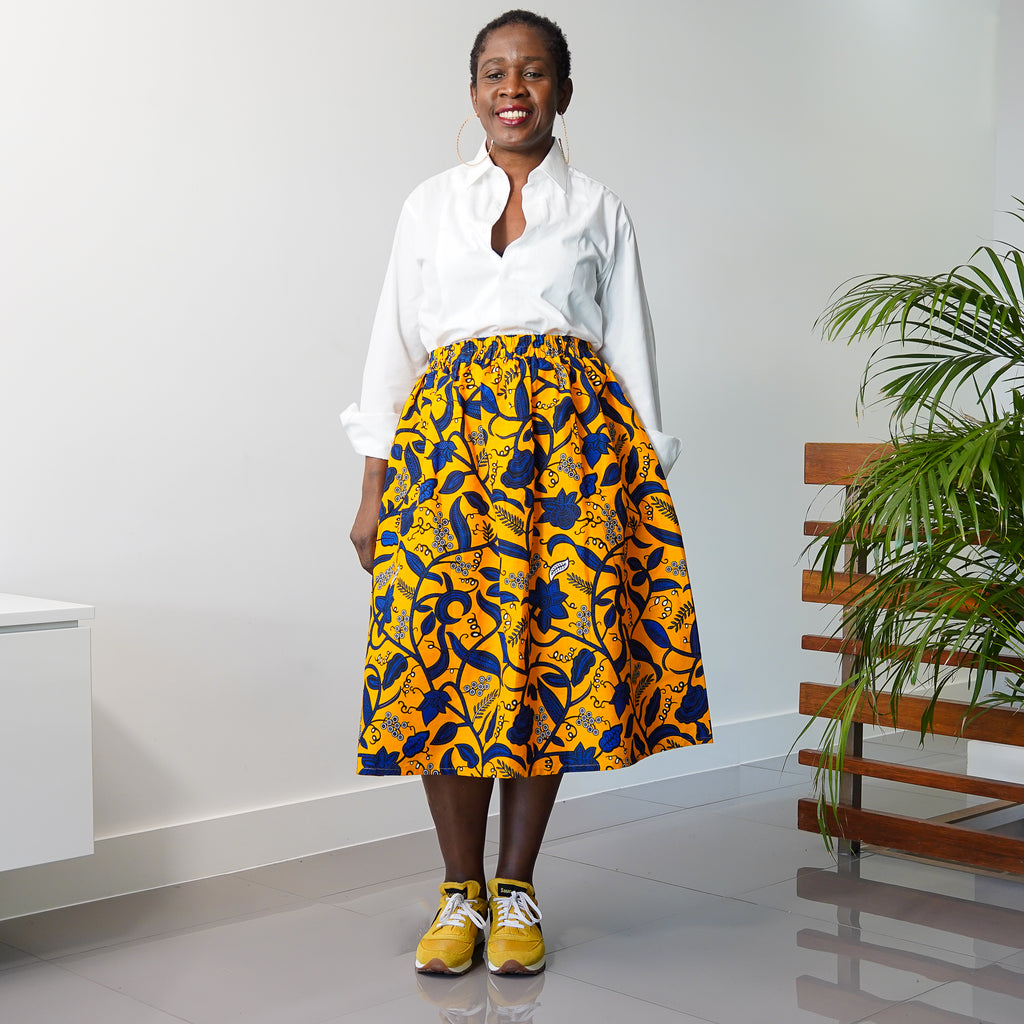 Temitope Sunshine Skirt