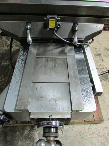 Bridgeport Series I Knee Mill
