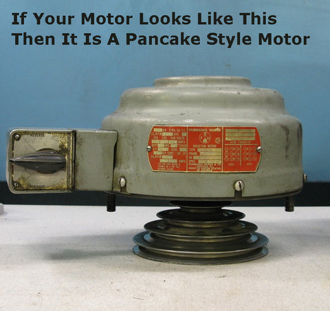 1119-0161-R Re-Manufactured 1HP Spindle Motor