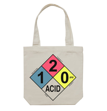 ACID HOUSE TOTE BAG - Boogiemade