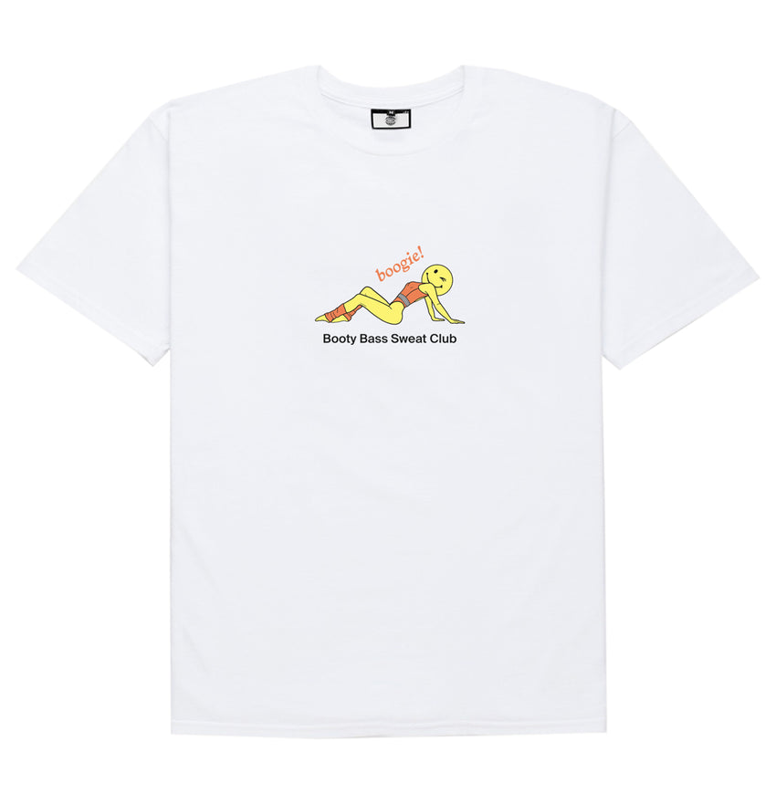 BOOTY BASS SWEAT CLUB TEE [CLASSIC] - Boogiemade