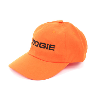 BOOGIE CORE CAP [HYPER ORANGE] - Boogiemade