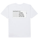 SEARCHING (for you) TEE - Boogiemade