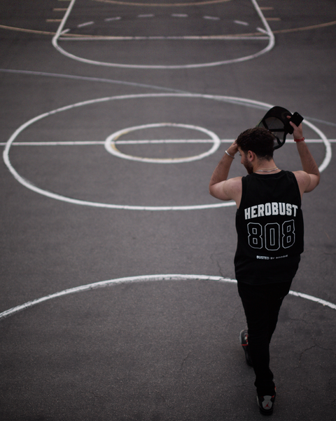 HEROBUST MOVE MINT JERSEY - Boogiemade