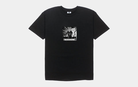 NOISE DEALER TEE [BLACK]