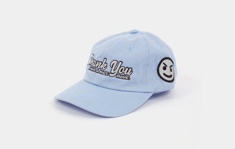 THANK YOU! CAP [LIGHT BLUE] - Boogiemade