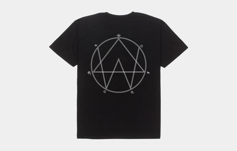 ALISON WONDERLAND 'SPIRITUAL LEVEL' TEE [BLACK] - Boogiemade