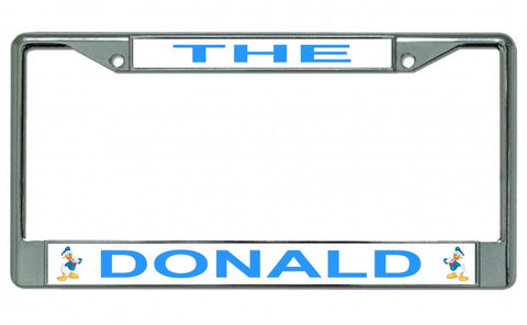 Animated Characters License Plate Frames – 1StopClickShop